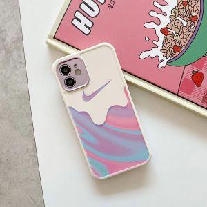 nike スマホケース iphone13 カップル iphone12pro/12ミニカバー カラフル ナイキ アイフォン11pro max/xr/se2 保護ケース 女子 高生 人気 スマホケース 2021