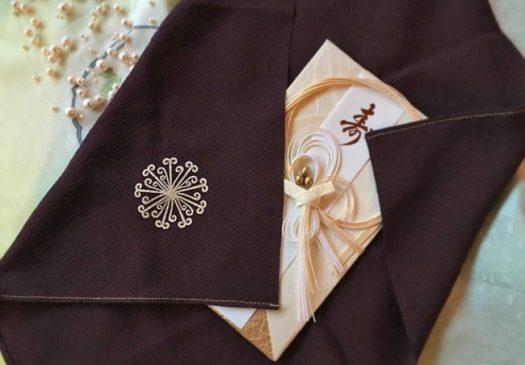 花個紋のfukusa