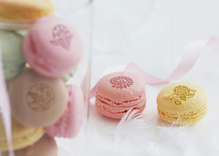 花個紋のお菓子 提案