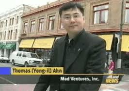 Thomas Ahn, B Sc/ Comm