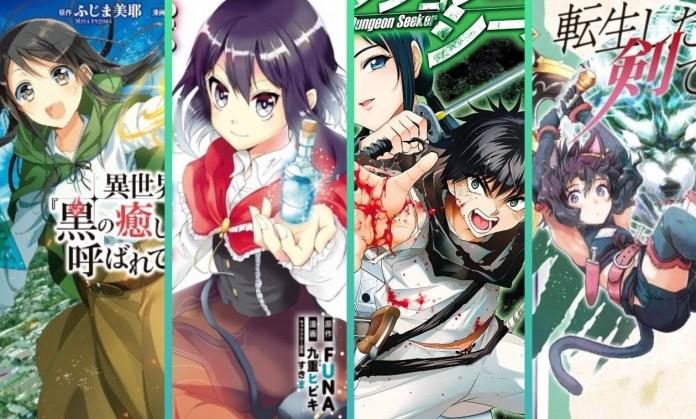 Top 4 Isekais que merecen tener anime - Hanami Dango