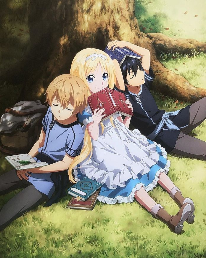 Sword Art Online: Alicization - Hanami Dango