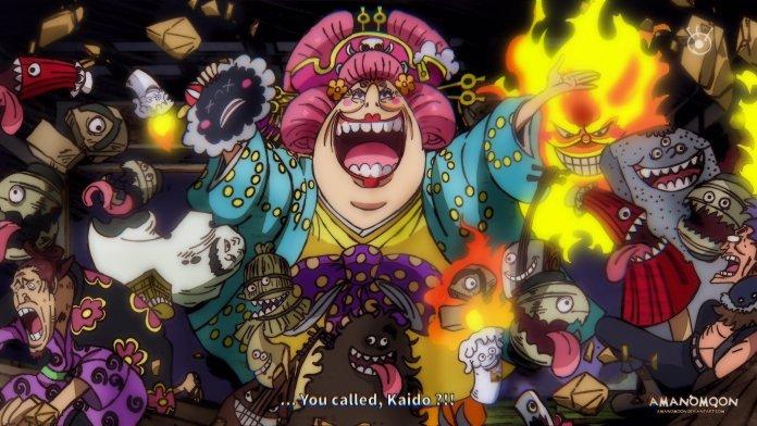 One Piece Reseña Manga 985 - Hanami Dango