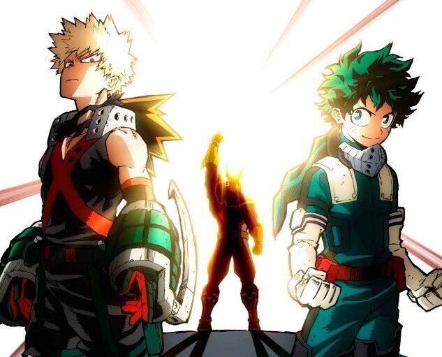 My Hero Academia el despertar de los heroes_7 - Hanami Dango