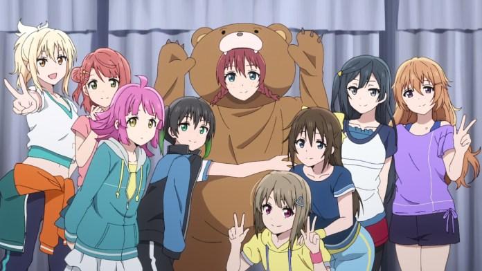 Love Live! Nijigasaki Gakuen School Idol Doukoukai_5 - Hanami Dango