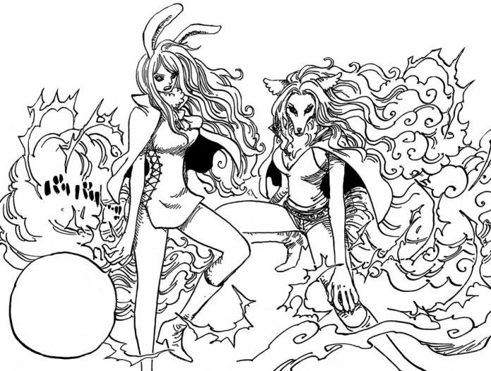 One Piece Reseña Manga 994 y 995 - carrot y wandac