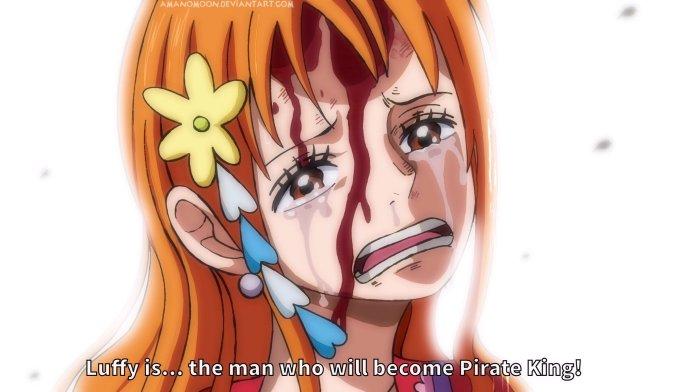 One Piece Reseña Manga 994 y 995 - nami - portada