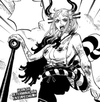 One Piece Reseña Manga 994 y 995 - yamato