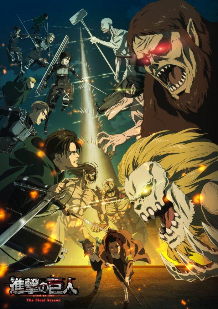 Shingeki no Kyojin The Final Season - Hanami Dango