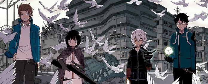 World Trigger_15 - Hanami Dango