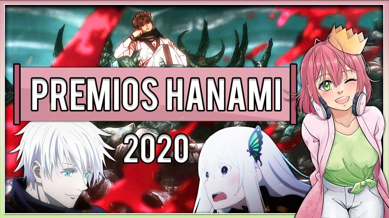 Premios Hanami 2020 - Hanami Dango