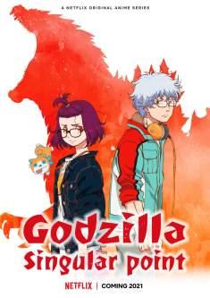 Godzilla Singular Point Primavera Anime 2021-Hanami Dango