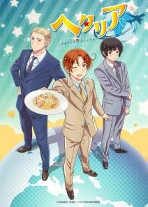 Hetalia World Stars Primavera Anime 2021 - Hanami Dango
