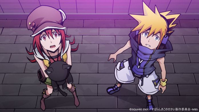 The World Ends With You 11-Hanami Dango