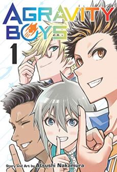Listado Mangaplus Agravity Boys - Hanami Dango