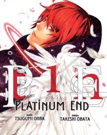 Listado Mangaplus Platinum End - Hanami Dango