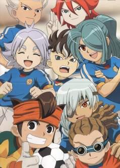 Top 5 Animes basados en videojuegos Inazuma - Hanami Dango