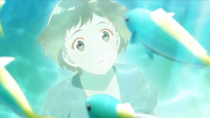 Shiroi Suna no Aquatope 3 - Hanami Dango