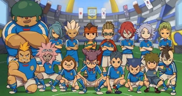 Top 5 Animes basados en videojuegos Inazuma 2 - Hanami Dango