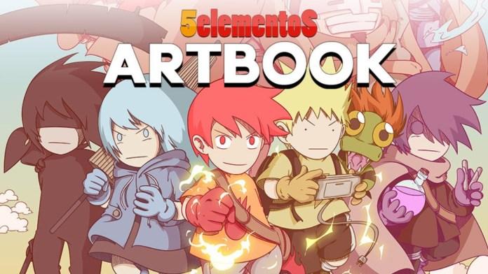 5-Elementos 02- Hanami Dango