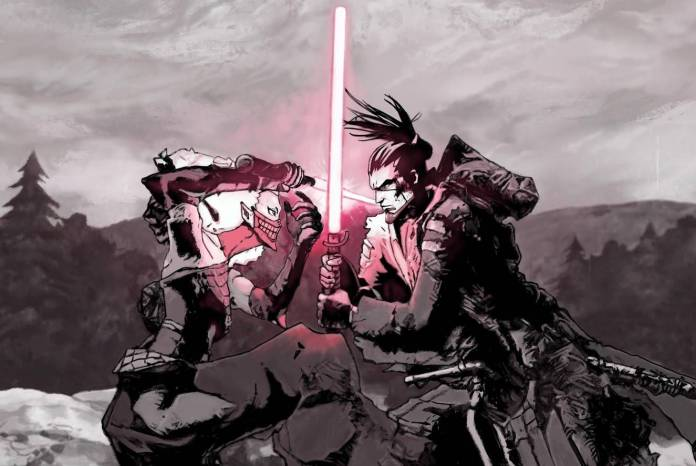 Star Wars Visions The Duel 2 - Hanami Dango