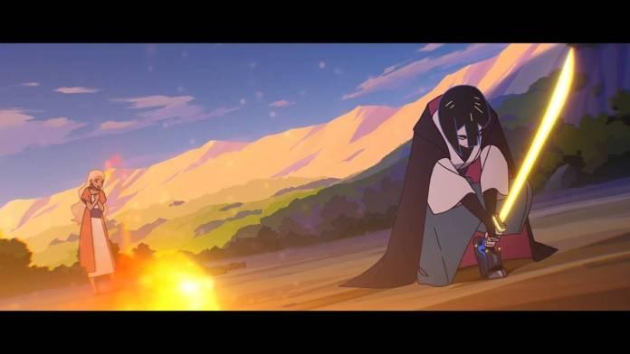 Star Wars Visions The Village Bride 2- Hanami Dango
