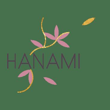 Logo van (c) Hanami ritueelbegeleiding