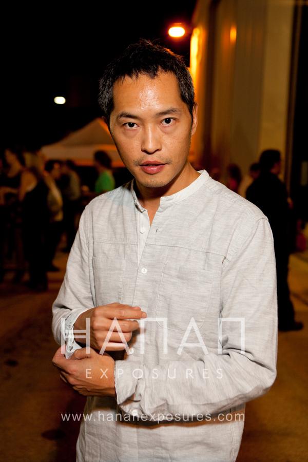 Ken Leung Machete Austin Red Carpet premiere