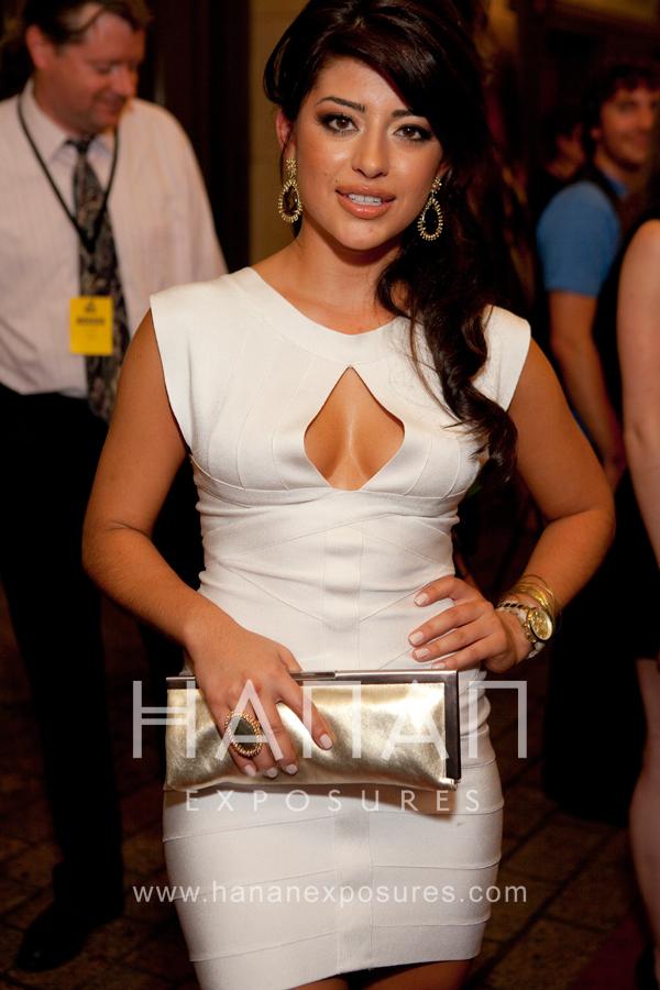 Mayra Leal Machete Austin Red Carpet premiere