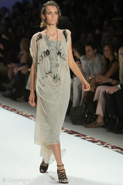 Mercedes-Benz New York Fashion Week 2010 Argentina Group Laura Valenzuela S/S 2011