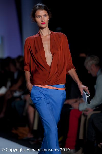 Mercedez-Benz New York Fashion Week 2010 Diane Von Furstenberg