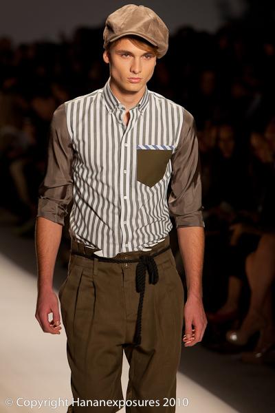 Mercedes-Benz New York Fashion Week 2010 General Idea