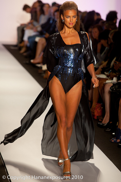 Mercedes Benz New York Fashion Week Gottex Swimwear