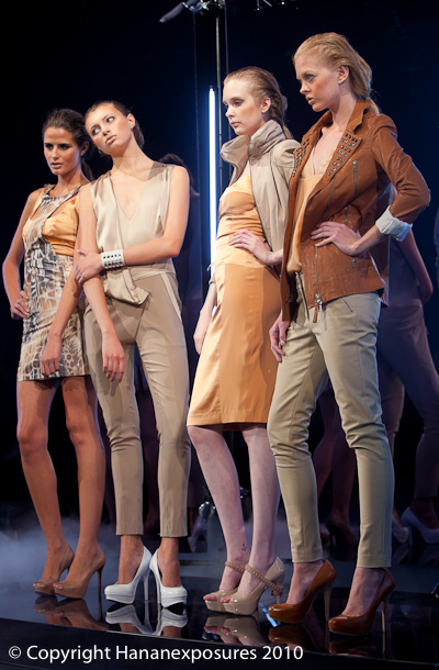 Mercedes-Benz New York Fashion Week 2010 Mackage S/S 2011