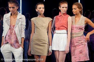 Mercedes-Benz New York Fashion Week 2010 Mackage S/S 2011