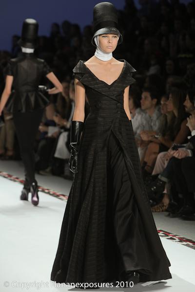 Mercedes-Benz New York Fashion Week 2010 Argentina Group Pablo Ramirez S/S 2011