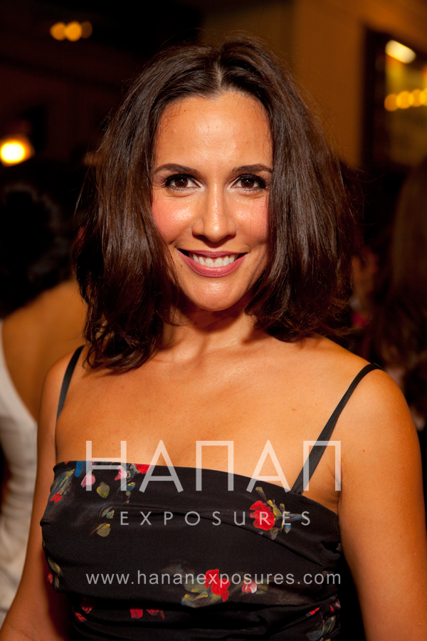 Nina Leon Machete Austin Red Carpet premiere
