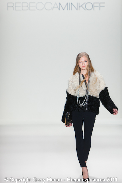 Mercedes Benz 2011 New York Fashion Week Hananexposures Rebecca Minkoff Fall 2011 (1)