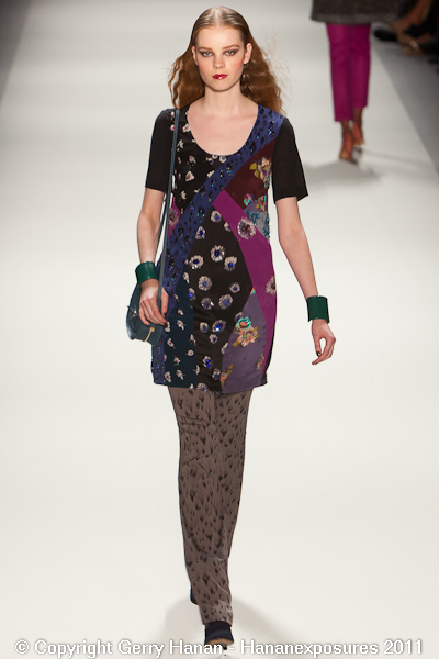 Mercedes-Benz New York Fashion Week Rebecca Taylor Fall 2011 (4)