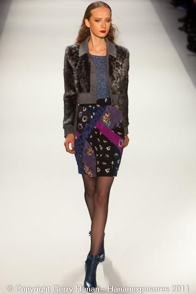 Mercedes-Benz New York Fashion Week Rebecca Taylor Fall 2011 (9)