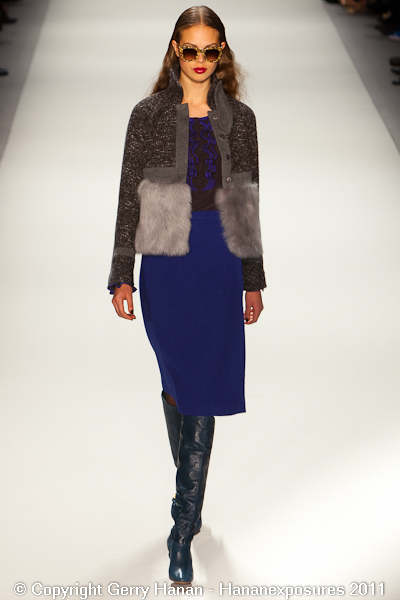 Mercedes-Benz New York Fashion Week Rebecca Taylor Fall 2011 (11)