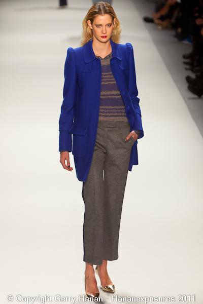 Mercedes-Benz New York Fashion Week Rebecca Taylor Fall 2011 (20)