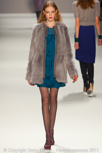 Mercedes-Benz New York Fashion Week Rebecca Taylor Fall 2011 (23)