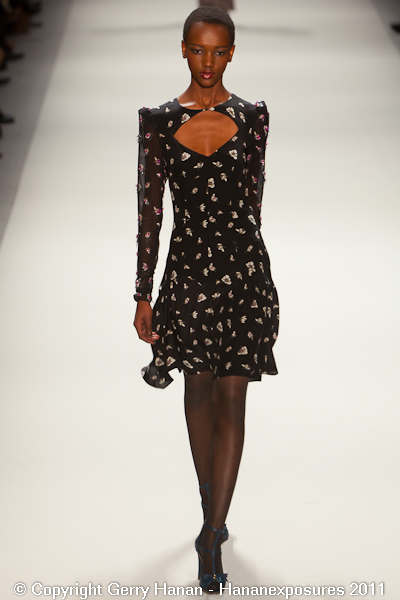 Mercedes-Benz New York Fashion Week Rebecca Taylor Fall 2011 (30)