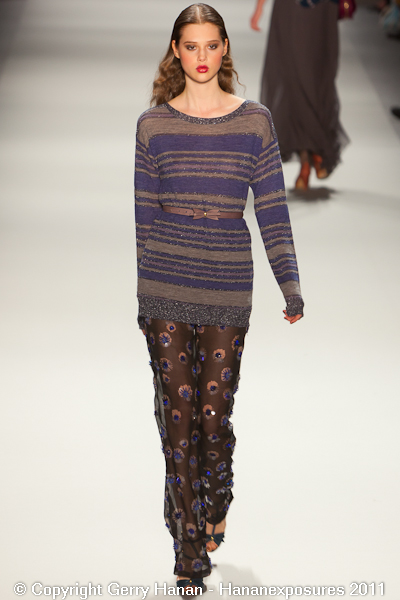 Mercedes-Benz New York Fashion Week Rebecca Taylor Fall 2011 (46)