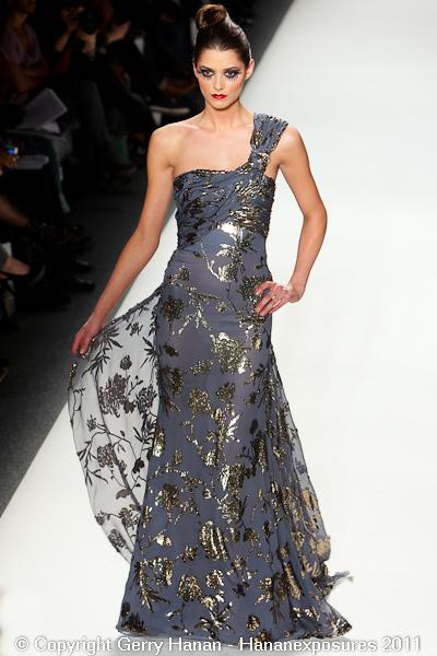 Mercedes Benz 2011 New York Fashion Week Hananexposures Veneziana Fall 2011 (42)
