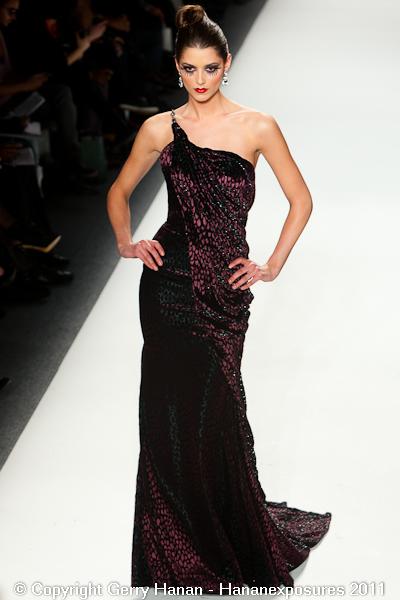 Mercedes Benz 2011 New York Fashion Week Hananexposures Veneziana Fall 2011 (63)