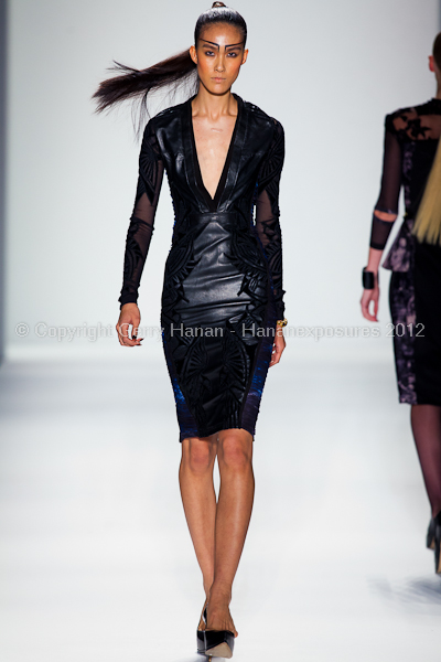 Falguni Shane Peacock - Fall/Winter 2012 - Mercedes-Benz New York Fashion Week