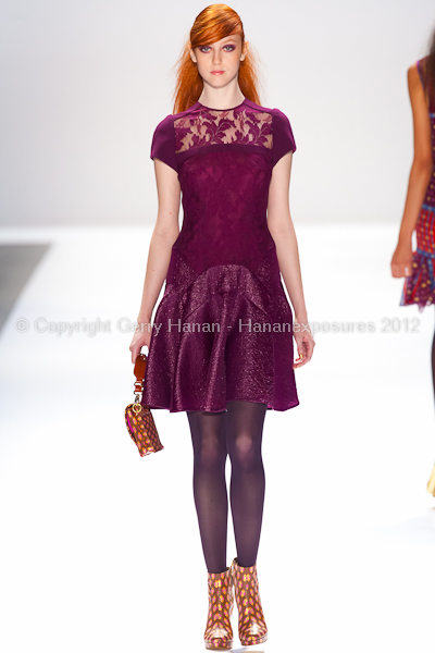 Nanette Lepore - Fall/Winter 2012 - Mercedes-Benz New York Fashion Week