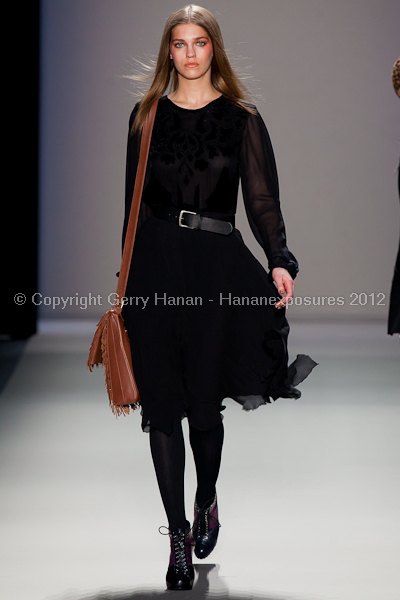Nicole Miller - Fall/Winter 2012 - Mercedes-Benz New York Fashion Week
